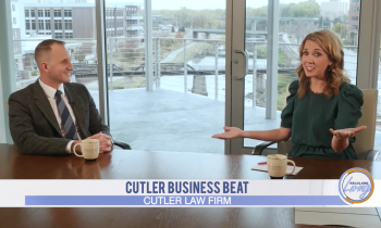Cutler Law Firm launches the Cutler Business Beat