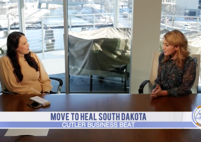 Move to Heal South Dakota Featured on Cutler Business Beat