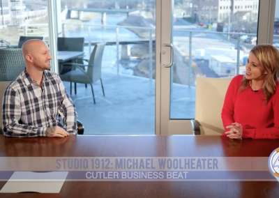 Studio 1912 Featured on Cutler Business Beat