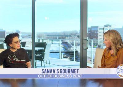 Sanaa Abourezk featured on Cutler Business Beat