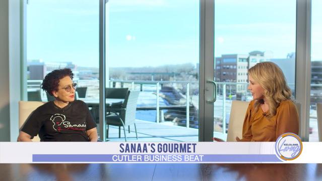 Sanaa's Gourmet on Cutler Business Beat