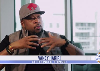 Vaney Hariri featured on Cutler Business Beat
