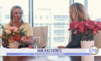 The Bouquet Bar by Jane Rae Events featured on Cutler Business Beat