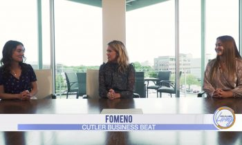 Fomeno featured on Cutler Business Beat