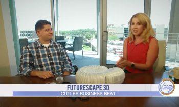 Futurescape 3d featured on Cutler Business Beat