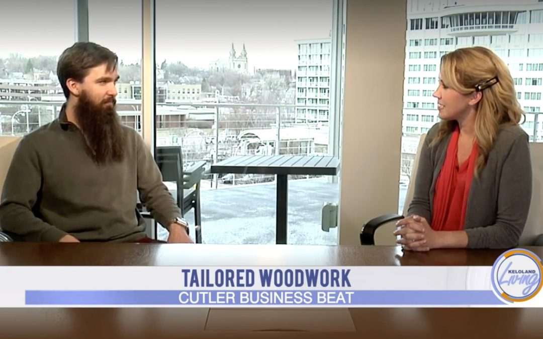 Tailored Woodwork featured on Cutler Business Beat