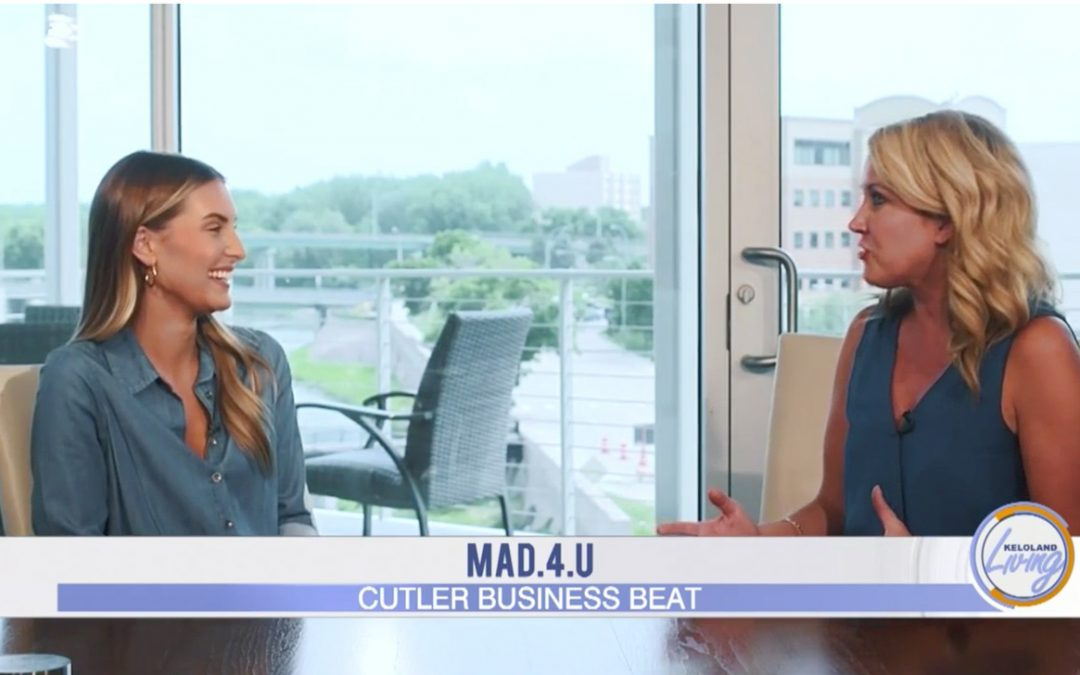 mad4u on Cutler Business Beat