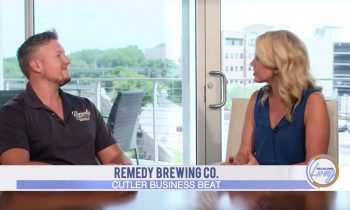 Remedy Brewing joined us on Cutler Business Beat