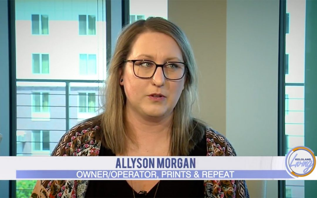 Allyson Morgan with Prints & Repeat