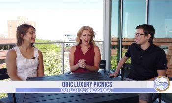 QBIC Luxury Picnics featured on Cutler Business Beat