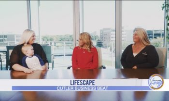Lifescape featured on Cutler Business Beat