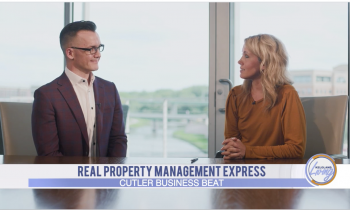 Real Property Management Express featured on Cutler Business Beat